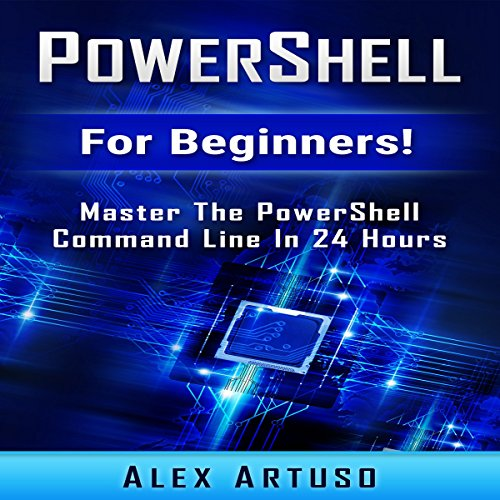 PowerShell: For Beginners! audiobook cover art