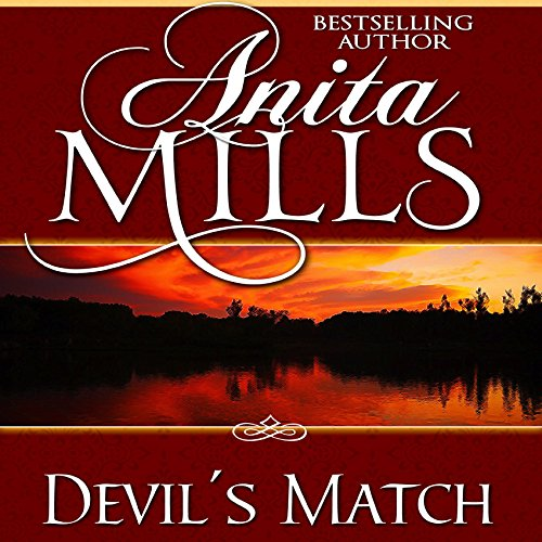 Devil's Match audiobook cover art