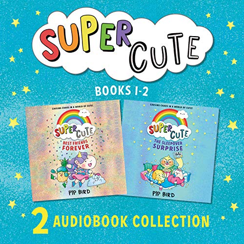 Super Cute: The Sleepover Surprise & Best Friends Forever cover art
