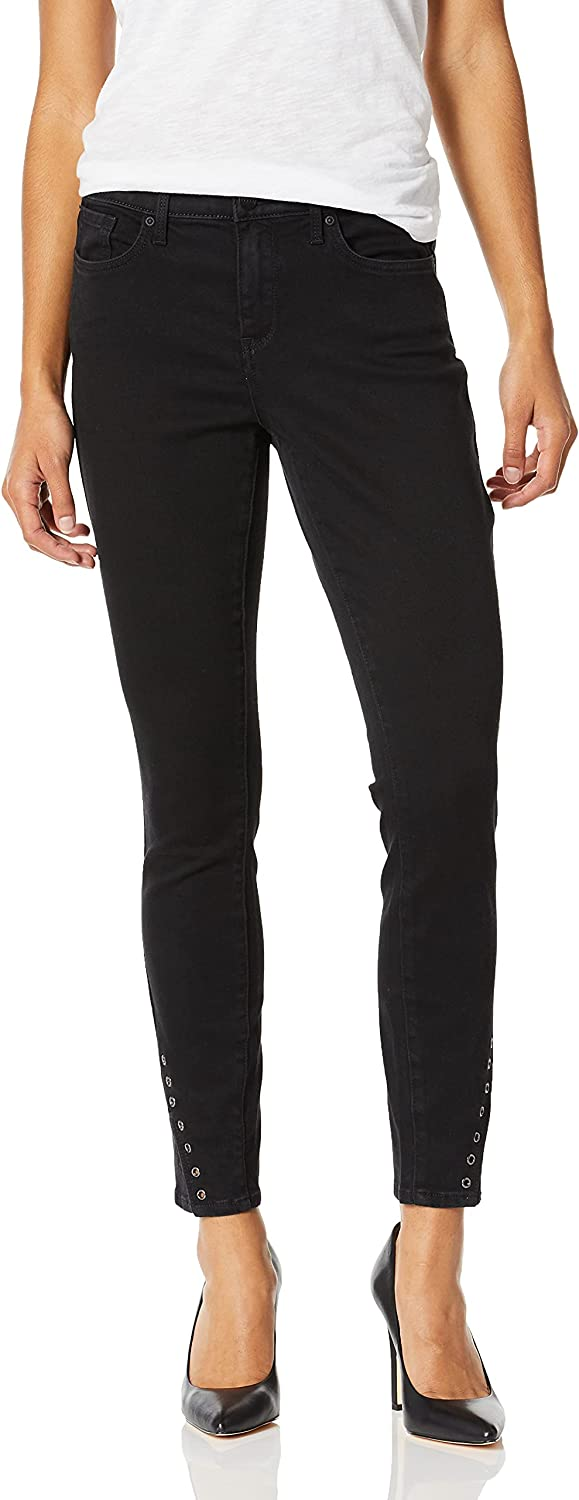 NYDJ Women's Ami Skinny Ankle Jean Twsted Max 52% OFF New product with Hem Grommet