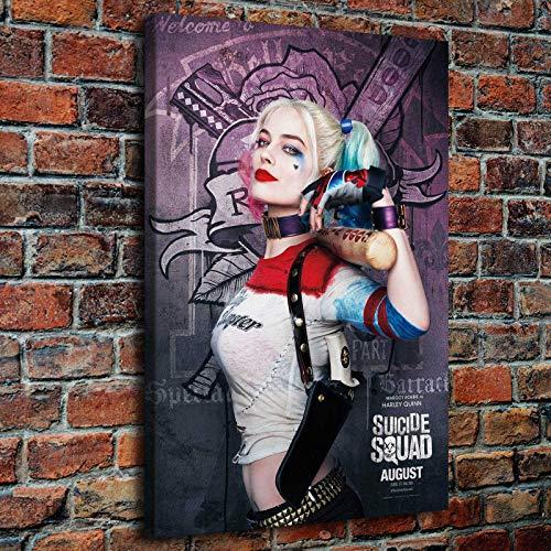 61d3SKZTXgL Harley Quinn Suicide Squad Posters