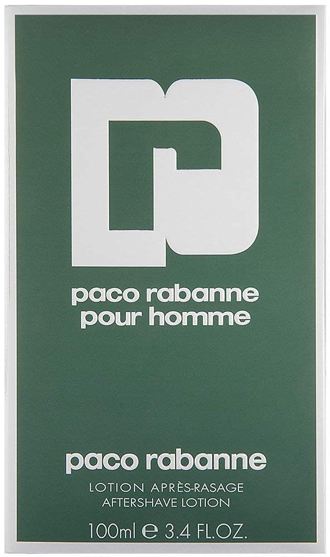 昨日屋内で散髪Paco Rabanne HOMME After Shave 100 ml [海外直送品] [並行輸入品]