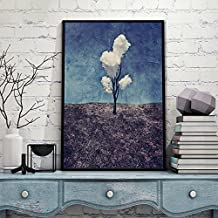 Paintsh Modern Porch Vertical Version of The Large Paintings Office Landscape Painting Abstract Decorative Painting Living...