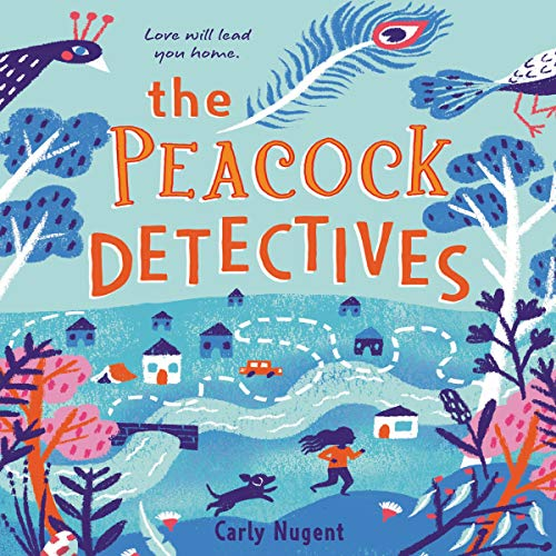 The Peacock Detectives cover art