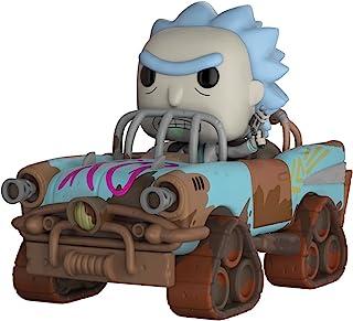 Funko Rick y Morty Mad Max Rick Pop Vinilo Vehículo