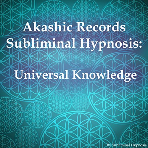 Akashic Records Subliminal Hypnosis audiobook cover art