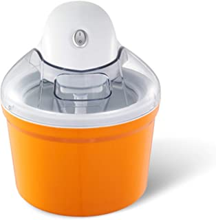 Automatic Home Ice Cream Machine, Frozen Dessert Maker, Quick Production / 15 Minutes / 1500Ml / Quick Cooling/Family Fun ...