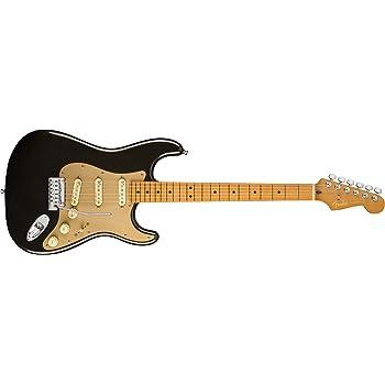 Fender American Ultra Stratocaster MN Texas Tea w/Hardshell Case