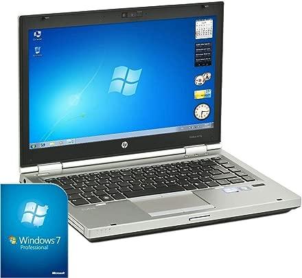 HP Elitebook 8470p Laptop Core i5 2 8GHz 4GB RAM 500GB HDD DVD-RW 35 6cm 14 Zoll 1366x768 Windows 7 Zertifiziert und General berholt Schätzpreis : 260,00 €