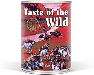 Taste of The Wild Southwest Dog Food Can 390grm IR