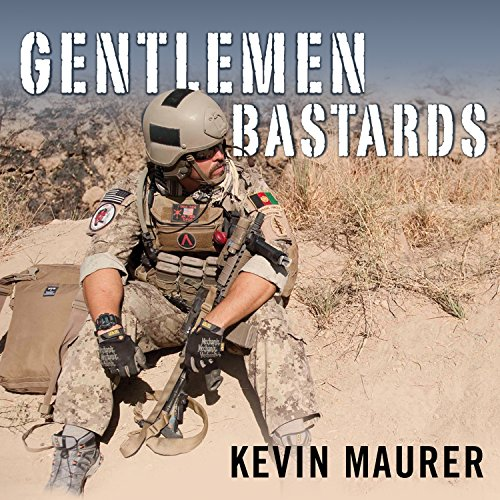 Gentlemen Bastards audiobook cover art