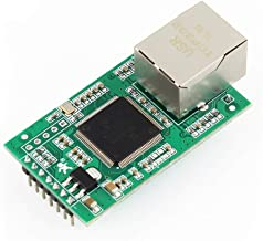 Dual TTL UART to Ethernet Module Pin Type Serial Port to LAN Ethernet Converter with Httpd Client and Modbus TCP USR-TCP232-E2 Q005