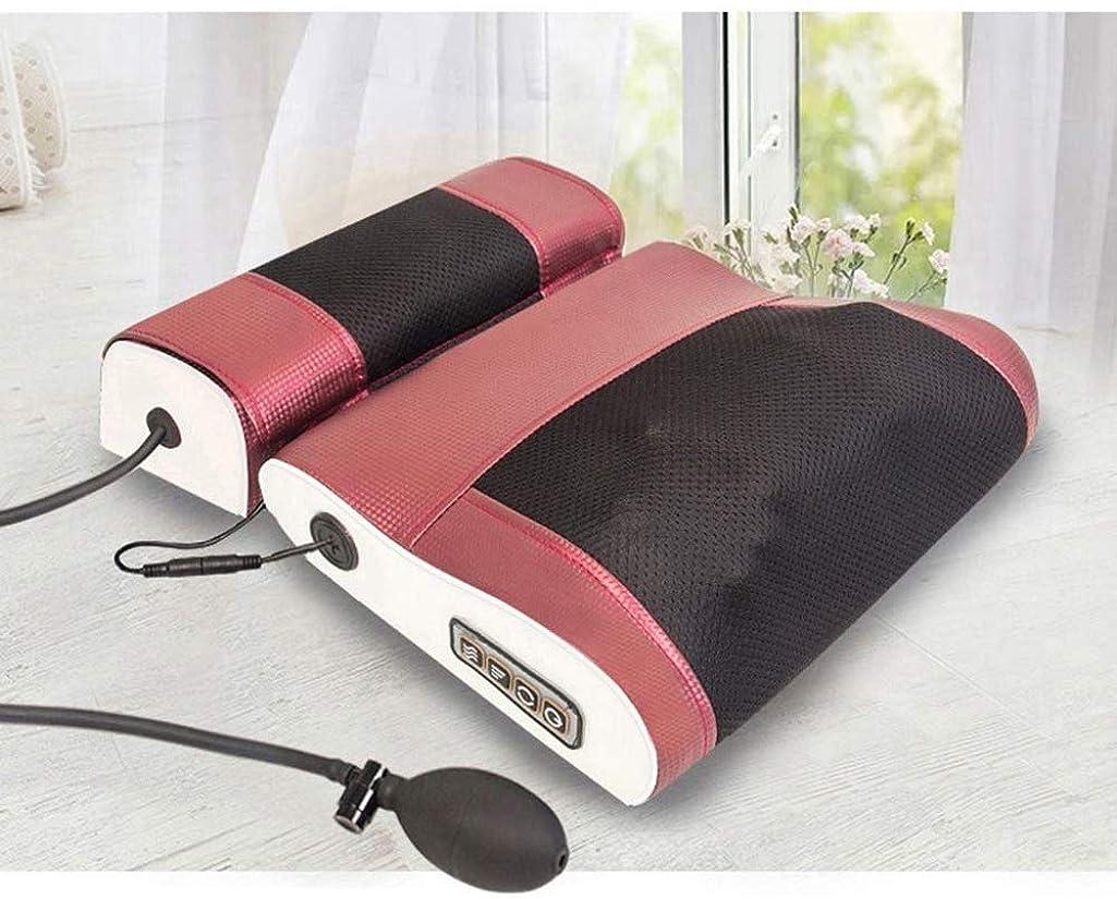 針反対するオールCCAY ネックマッサージャー戻る、車ホーム子宮頸指圧マッサージ多機能電気ショルダー灸セラピーマッサージマッサージャーウエストボディマッサージ枕クッションをバックアップします