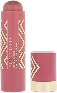 Annabelle Perfect Cream Blush - Golden Pink, 6.20 g