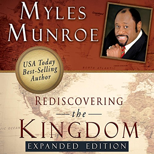 Rediscovering the Kingdom, Expanded Edition audiobook cover art