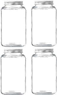 eoocvt Mason Jars 16 oz With Regular Lids and Bands, Ideal for Jam,Dishwasher Safe Mason Jar for Fermenting, Kombucha, Kef...