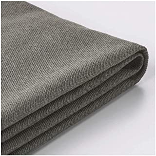 IKEA ASIA KIVIK Cover Three-seat Sofa, Borred Grey-Green