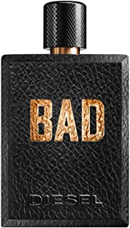 BAD by Diesel | Eau de Toilette Spray | Fragrance for Men | Daring and Sophisticated Scent of Citrus, Spice, Tobacco, Wood, and Caviar | 125 mL / 4.2 fl oz