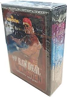 WWE Raw Deal Unforgiven The Immortal One Hulk Hogan Starter Deck