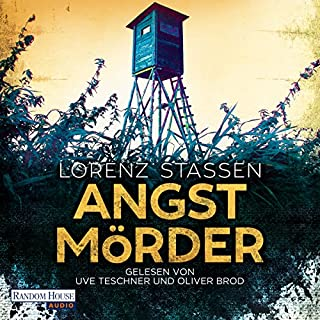 Angstmörder     Nicholas Meller 1              By:                                                                                                                                 Lorenz Stassen                               Narrated by:                                                                                                                                 Uve Teschner,                                                                                        Oliver Brod                      Length: 9 hrs and 24 mins     Not rated yet     Overall 0.0