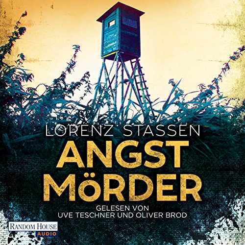 Angstmörder cover art