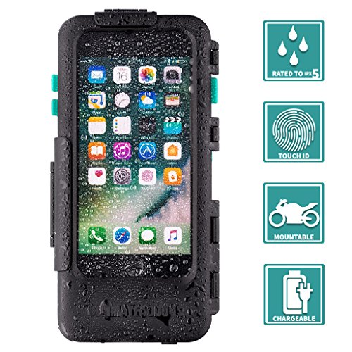 Ultimateaddons Waterproof Tough IPX5 Case for iPhone (6 6s 7 8 Plus (5.5'))