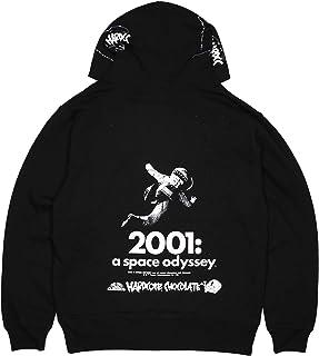 (ハードコアチョコレート) HARDCORE CHOCOLATE 2001年宇宙の旅プルオーバーパーカー (a space odysseyブラック)(HOODED)(P-1323MS-BK) スウェット パーカー プルオーバー スタンリー・キュ...