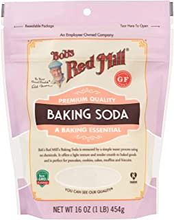 Bob's Red Mill Baking Soda, 16 Oz (Pack of 2)