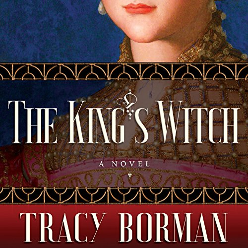 The King's Witch audiobook cover art