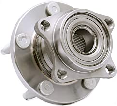 FKG 512335 Rear Wheel Bearing Hub Assembly for 2007-2010 Ford Edge (AWD Only), 2007-2010 Lincoln MKX (AWD Only) 5 Lugs
