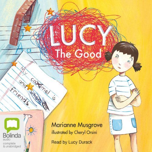 Lucy the Good audiobook cover art