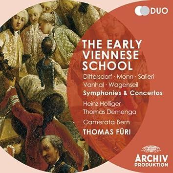 初期ウィーン楽派の音楽