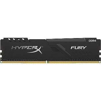 HyperX FURY Black HX432C16FB4/16 Memoria RAM 16GB 3200MHz DDR4 CL16 DIMM