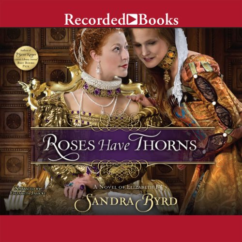 Roses Have Thorns audiobook cover art