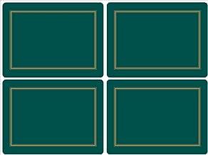 Pimpernel Classic Emerald Placemats Large