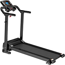 Magic Treadmill - EM-1256,Black