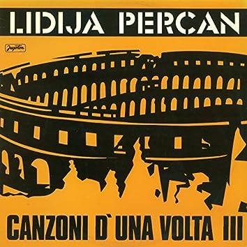 Canzoni D' Una Volta III