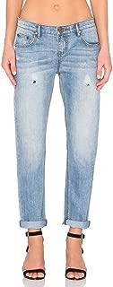 One Teaspoon Blue Jack Awesome Baggies Distressed Jeans
