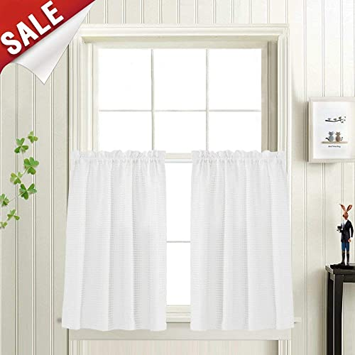 Curtain For Kitchen Windows Amazon Com