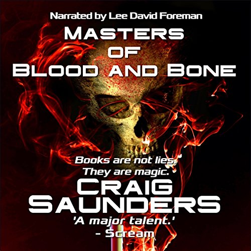 Masters of Blood and Bone cover art