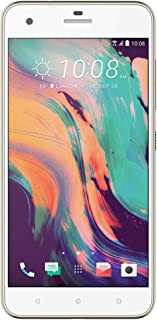 HTC Desire 10 Pro Dual Sim - 64GB, 4GB RAM, 4G LTE, Polar White