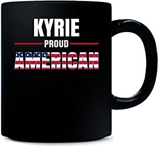 Kyrie Proud American 4th July Independence Day Gift - Mug
