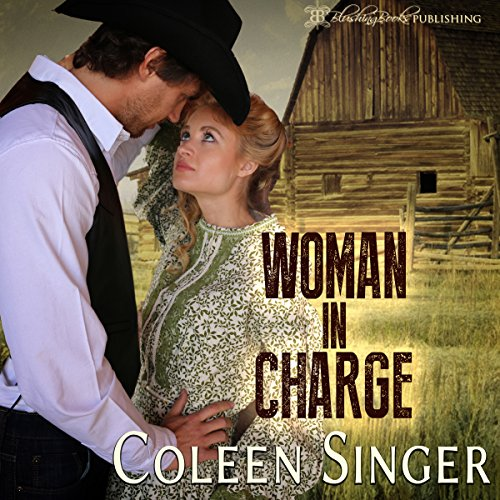 Woman in Charge audiobook cover art