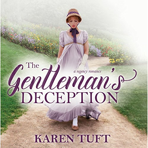 The Gentleman's Deception audiobook cover art