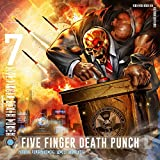 Five Finger Death Punch: And Justice for None (Audio CD (Standard Version))