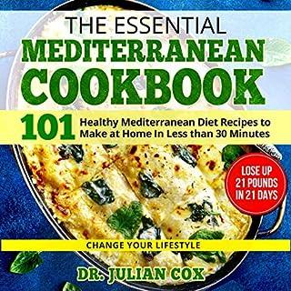 The Essential Mediterranean Cookbook cover art