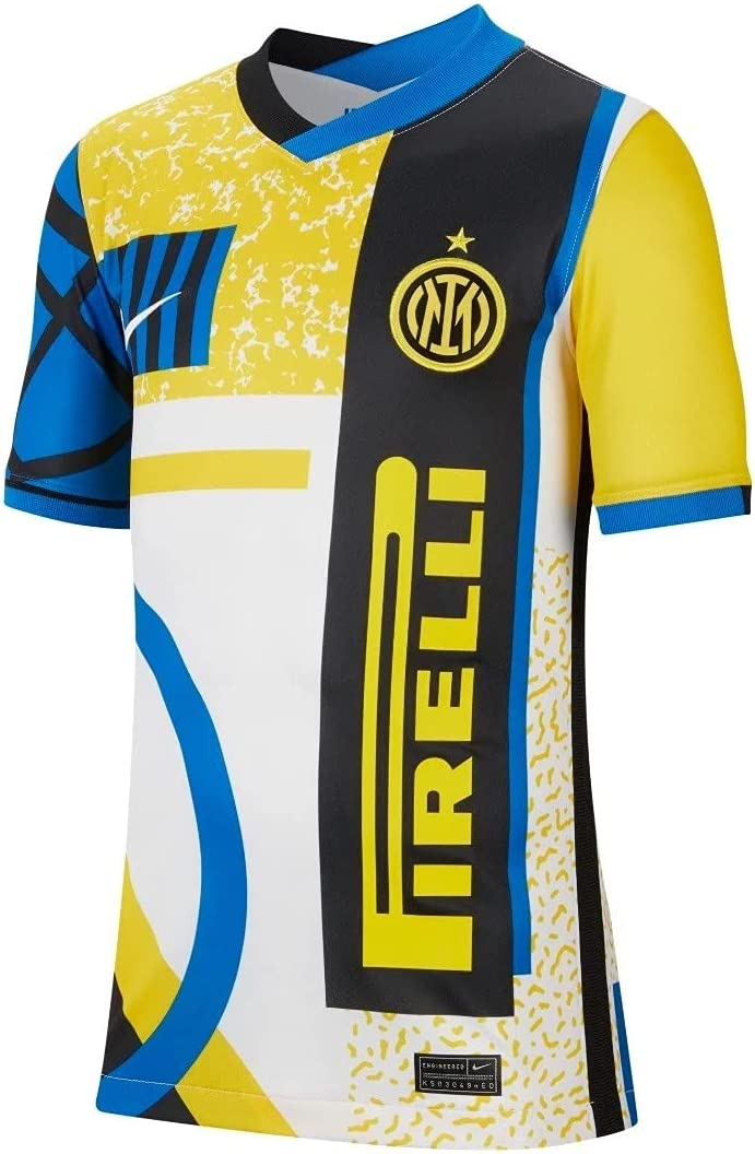 Nike Cash special All items in the store price 2020-2021 Inter Milan Fourth Football Soccer Jersey T-Shirt