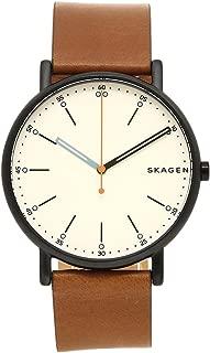 [スカーゲン] 腕時計 メンズ SKAGEN SKW6374 ブラウン/ホワイト [並行輸入品]