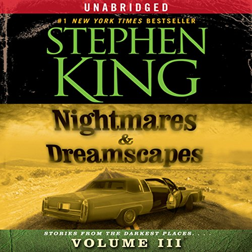 Nightmares & Dreamscapes, Volume III cover art