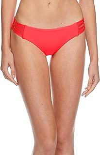 Women's Smoothies Ruby Solid Bikini Bottom Swimsuit